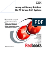 Disaster Recovery and Backup Solutions for IBM FileNet P8 Version 4.5.1 Systems Sg247744
