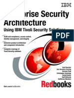 Enterprise Security Architecture Using IBM Tivoli Security Solutions Sg246014