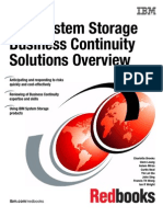 IBM System Storage Business Continuity Solutions Overview Sg246684