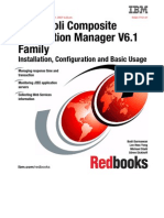 IBM Tivoli Composite Application Manager Family Version 6.1 - Installation, Configuration and Basic Usage - SG247151