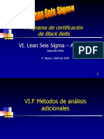 Lean Sigma Bb Analisis b