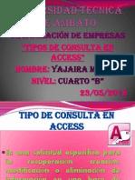 TIPOS DE CONSULTA1
