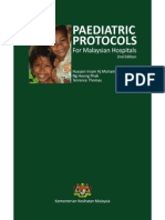 paediatrics protocol