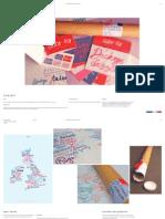 British Isle Final Crit Boards