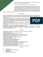 NOM-122-SSA1-1994 Productos Carnicos Curados y Cocidos