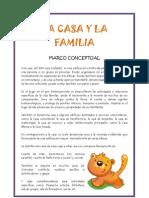 Preescolar y Primero, La Casa y La Familia, Sociales
