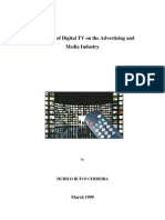 The Impact of Digital TV on the Advertising and Media Industry