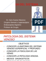 Patologia Del Sistema Venoso Mayo 2011
