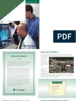 Internal Medicine Residency Brochure