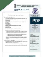 Boletin 16-2012