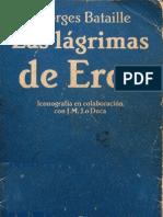 Bataille_Las Lagrimas de Eros