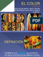 Presentacion Color Fotos