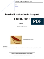 Braided Leather Knife Lanyard 2[1]
