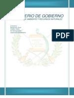 MINISTERIO DE GOBIERNO