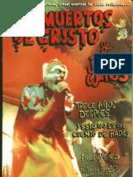 Comic - Los Muertos de Cristo & Juanito Watios