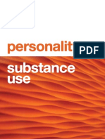 Personality + Substance Use