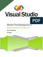 Ikhsan Aji W | Modul 2 Pemrograman VB 6.0