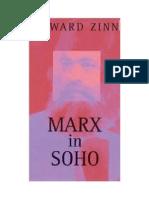 Zinn, Howard - Marx en El Soho 1999