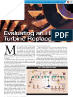 Evaluating an HP-IP Turbine Replacement