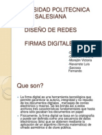 Firma Digital Grupo 7