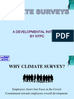 Employee Surveys in Ntpc