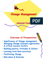 ET Change Management