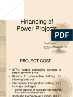 Financing of Power Projects & International Finance.ppt