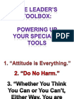 Leaders Toolbox
