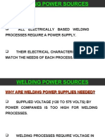 Day-2 Session - 2 Lecture - Welding Sources
