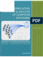 Simulation Modeling & Analysis Of Computer Networks - Assignment No. 03