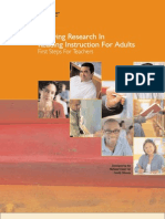 Adults Applying Research