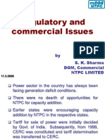 Regulatory and Commercial Issues_PMI_11.3.2008