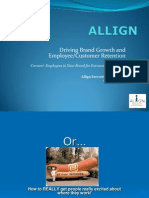 Allign Internal Brand - Distribution Nov 2007