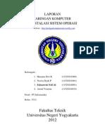 Laporan11 F2 Hananta Dk Instalasi Sistem Operasi