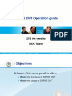 ZXPOS CNT Operation Guide