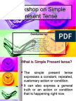 Simple Present Tense Presentation Edited