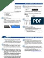 Barracuda Web Filter QSG US