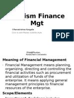 10. Tourism Finance Mgt