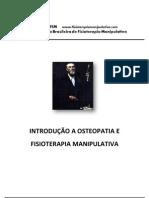 introdução a osteopatia