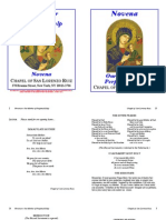 Novena to Our Lady of Perpetual Help Web