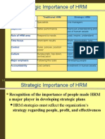 1.2 HRM Strategy