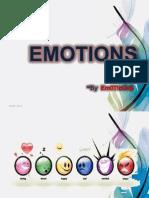 Emotions 1