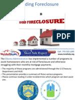 Avoiding Foreclosure - Marshall Carrasco Short Sale Expert Reno NV