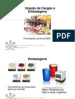 Unitização de Cargas e Embalagens