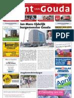 De Krant Van Gouda, 24 Mei 2012