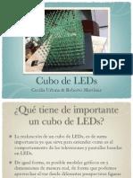 Cubo de LEDs
