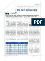 Africa- The Next Outsourcing Frontier