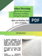 12 Final Surface Dressing Rawal Gujarat
