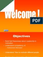 Motivation & Leadership- ET
