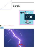 1. Electrical Safety